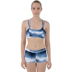 Ombre Perfect Fit Gym Set by Valentinaart