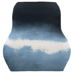 Ombre Car Seat Back Cushion  by Valentinaart
