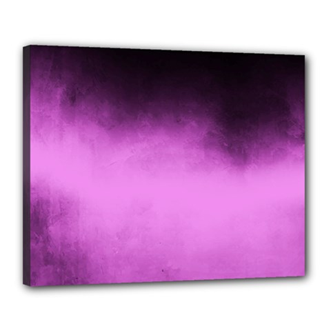 Ombre Canvas 20  X 16  (stretched)