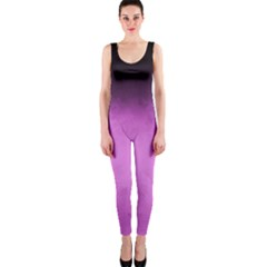 Ombre One Piece Catsuit