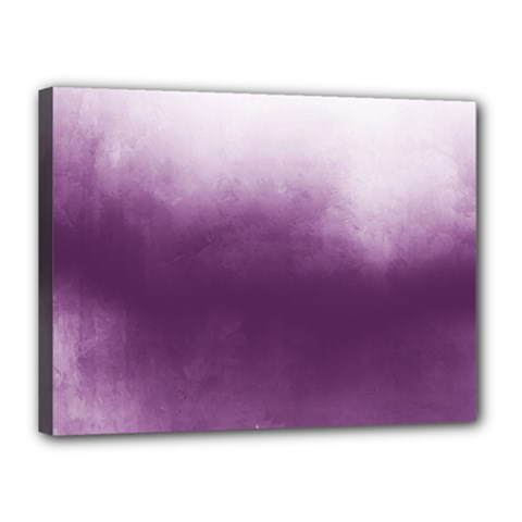 Ombre Canvas 16  X 12  (stretched)