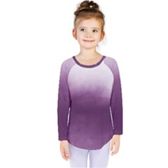 Ombre Kids  Long Sleeve Tee