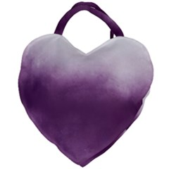 Ombre Giant Heart Shaped Tote