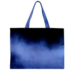 Ombre Zipper Mini Tote Bag