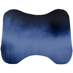 Ombre Head Support Cushion by Valentinaart