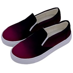 Ombre Kids  Canvas Slip Ons by Valentinaart