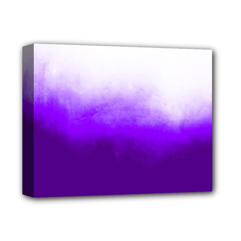 Ombre Deluxe Canvas 14  X 11  (stretched)