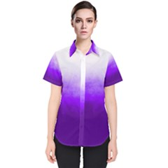 Ombre Women s Short Sleeve Shirt