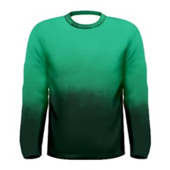 Ombre Men s Long Sleeve Tee