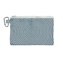 Concentration Canvas Cosmetic Bag (medium)