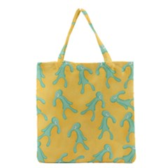 Bold And Brash Pattern Grocery Tote Bag