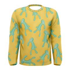 Bold And Brash Pattern Men s Long Sleeve Tee