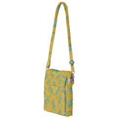 Bold And Brash Pattern Multi Function Travel Bag by Valentinaart