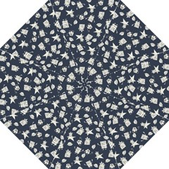 Doodle Bob Pattern Hook Handle Umbrellas (medium)