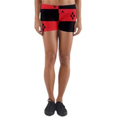 Harley Yoga Shorts