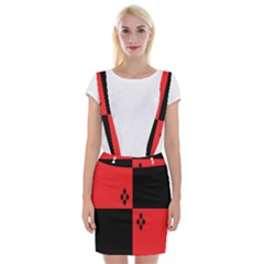 Harley Braces Suspender Skirt