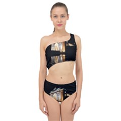 Menin Gate Ieper Monument Spliced Up Two Piece Swimsuit