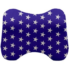 Day Independence July Background Head Support Cushion by Simbadda