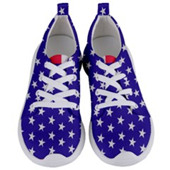 Day Independence July Background Women s Lightweight Sports Shoes