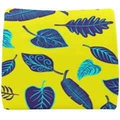 Leaves Pattern Picture Detail Seat Cushion by Simbadda
