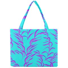 Branches Leaves Colors Summer Mini Tote Bag