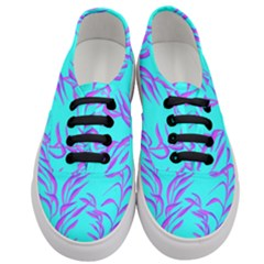 Branches Leaves Colors Summer Women s Classic Low Top Sneakers