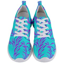 Branches Leaves Colors Summer Men s Lightweight Sports Shoes