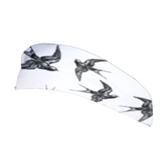 Birds Pattern Stretchable Headband