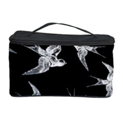 Birds Pattern Cosmetic Storage