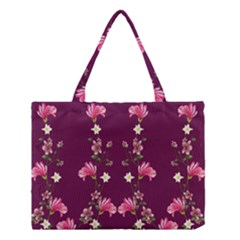 New Motif Design Textile New Design Medium Tote Bag