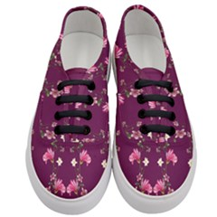 New Motif Design Textile New Design Women s Classic Low Top Sneakers