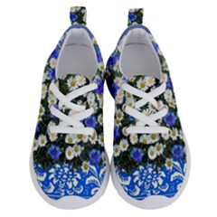 Marguerite Cornflower Vase Blossom Running Shoes
