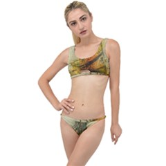 Boat Old Fisherman Mar Ocean The Little Details Bikini Set