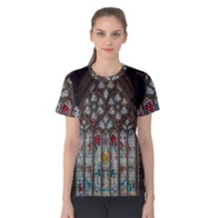 St Martins In The Bullring Birmingham Women s Cotton Tee