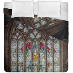 St Martins In The Bullring Birmingham Duvet Cover Double Side (king Size)