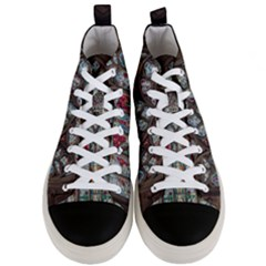 St Martins In The Bullring Birmingham Men s Mid Top Canvas Sneakers