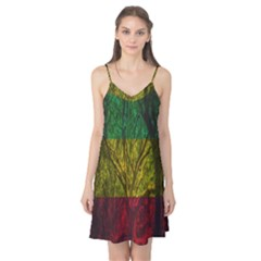 Rasta Forest Rastafari Nature Camis Nightgown