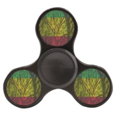 Rasta Forest Rastafari Nature Finger Spinner by Simbadda