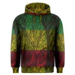 Rasta Forest Rastafari Nature Men s Overhead Hoodie