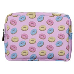 Donuts Pattern Make Up Pouch (medium)