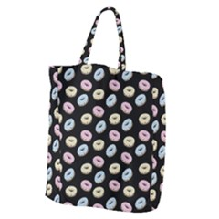Donuts Pattern Giant Grocery Tote