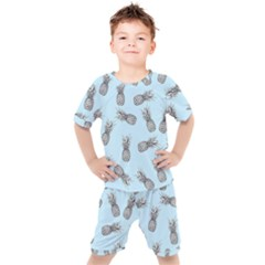 Pineapple Pattern Kid s Set