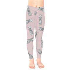 Pineapple Pattern Kids  Legging