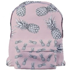 Pineapple Pattern Giant Full Print Backpack