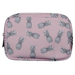 Pineapple Pattern Make Up Pouch (small)