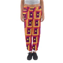 Abstract Background Women s Jogger Sweatpants