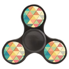 Background Geometric Triangle Finger Spinner by Simbadda