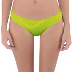 Background Color Fresh Beautiful Reversible Hipster Bikini Bottoms