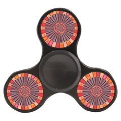 Color Background Structure Lines Finger Spinner by Simbadda