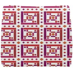 Background Abstract Square Seat Cushion